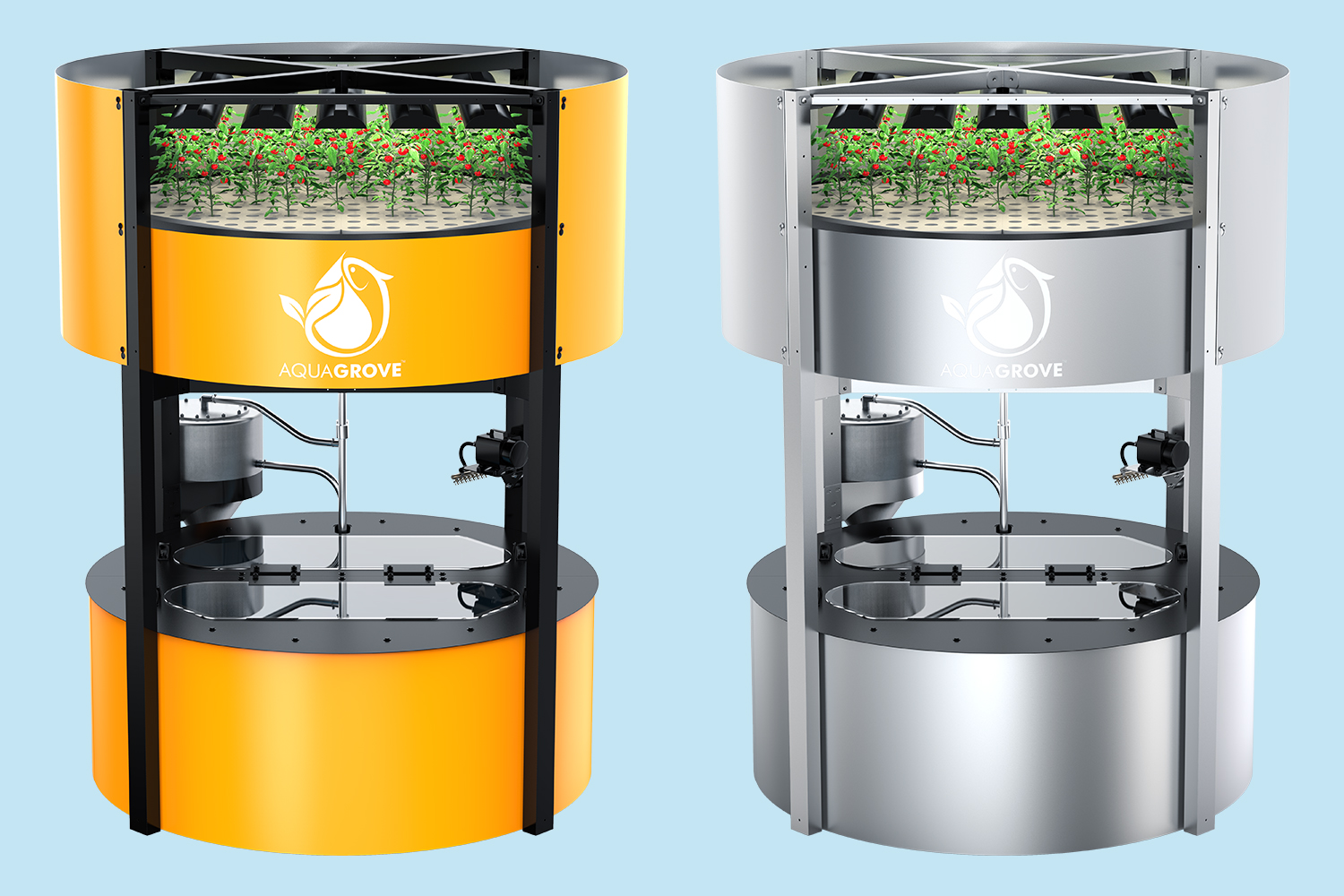 AquaGrove-The New Aquaponics